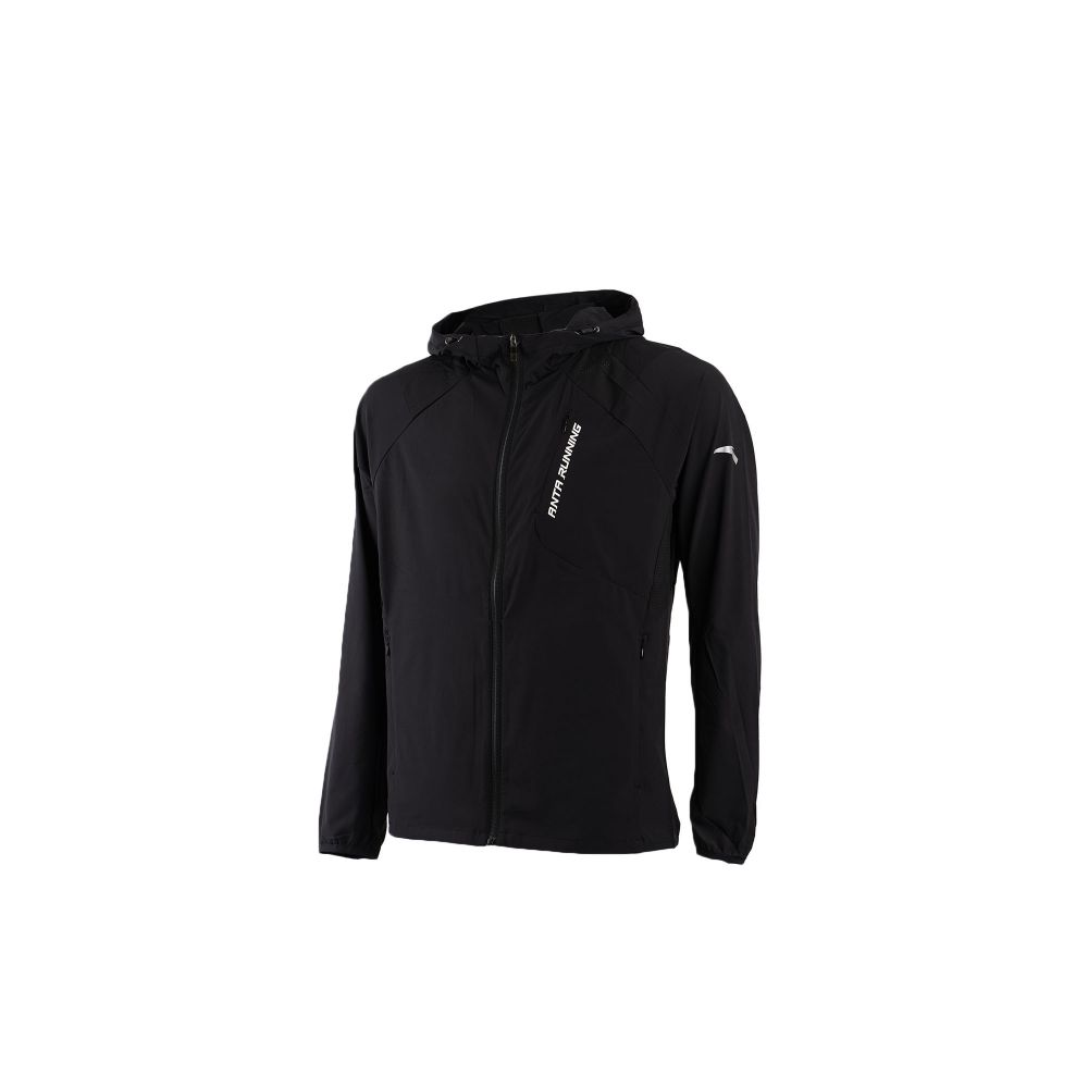 ANTA Men Running Single Jacket 85925640 2